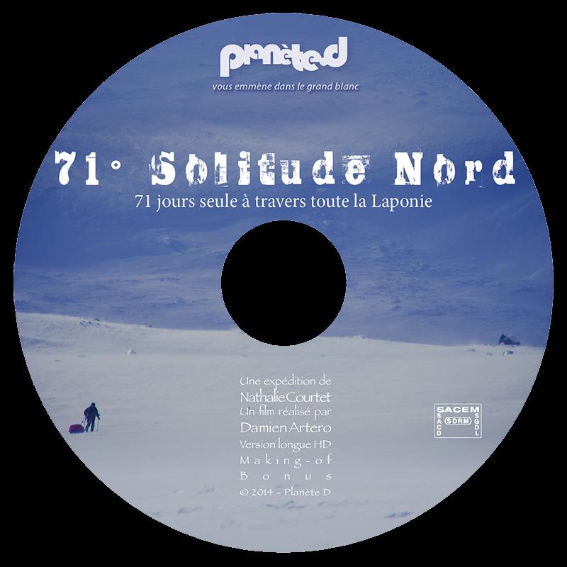 DVD - 71 Degrés Solitude Nord