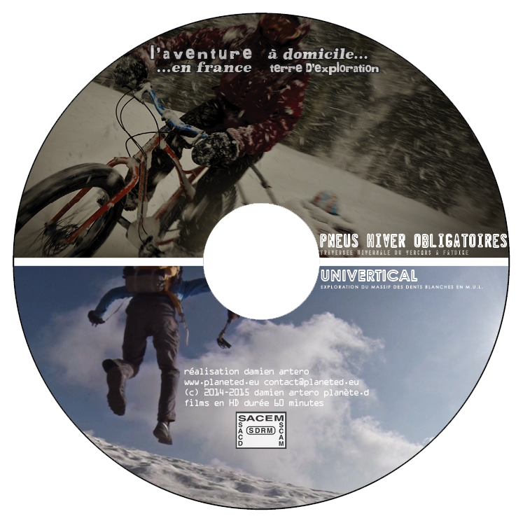 DVD - France, terre d'aventures, tome 2