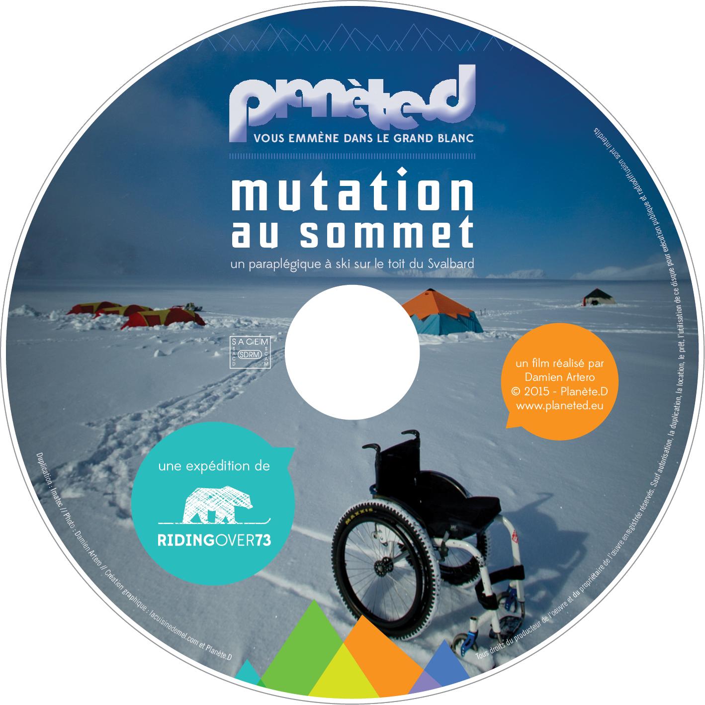 DVD - Mutation Au Sommet