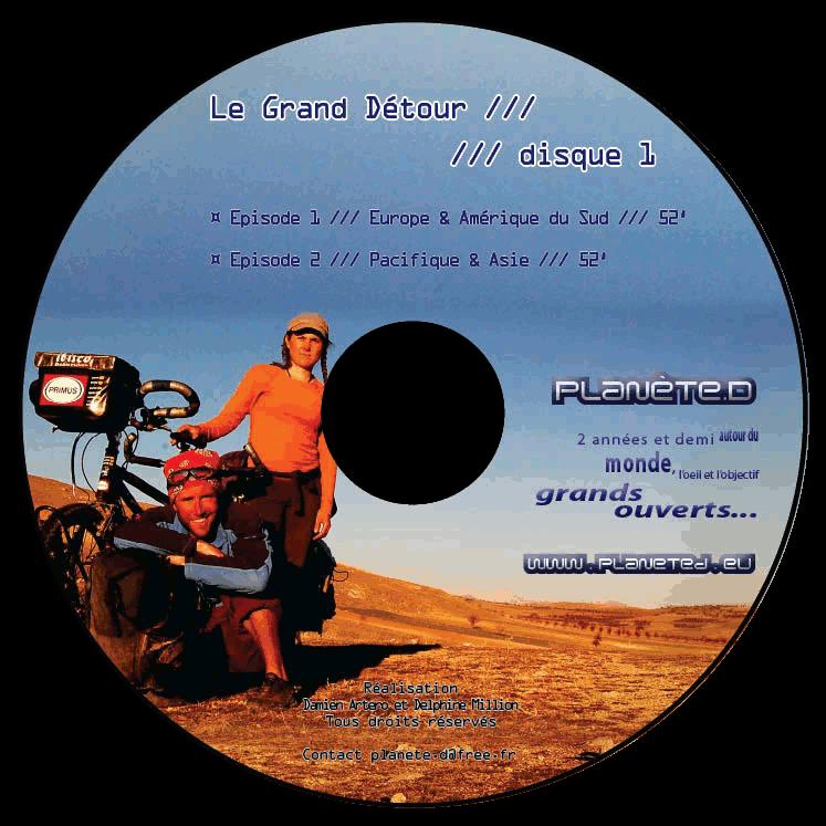 DVD - Le Grand Détour