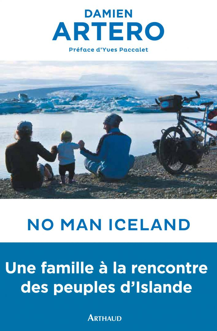 No Man Iceland - couverture