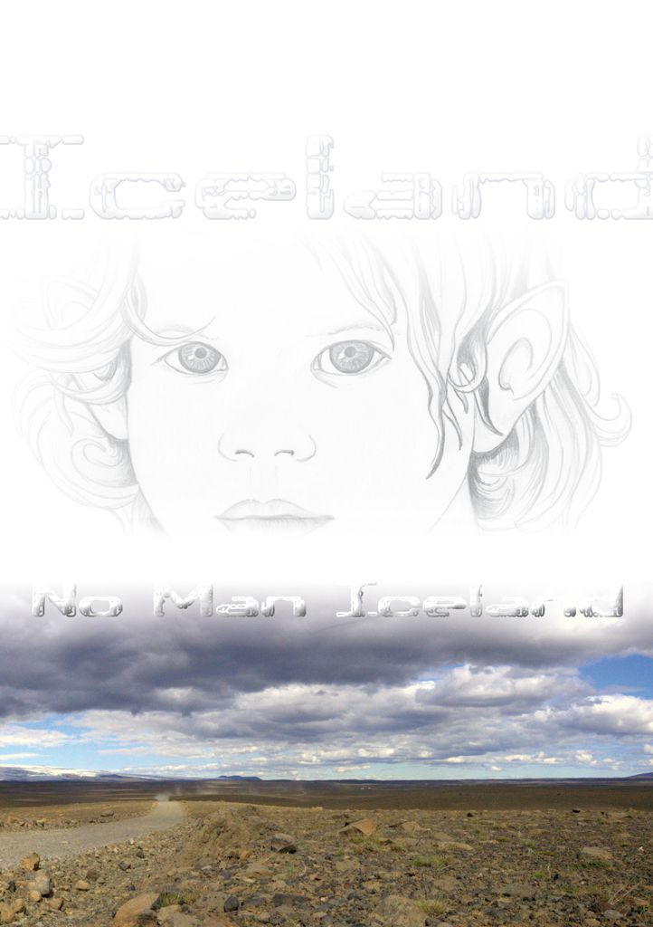 DVD - No Man Iceland