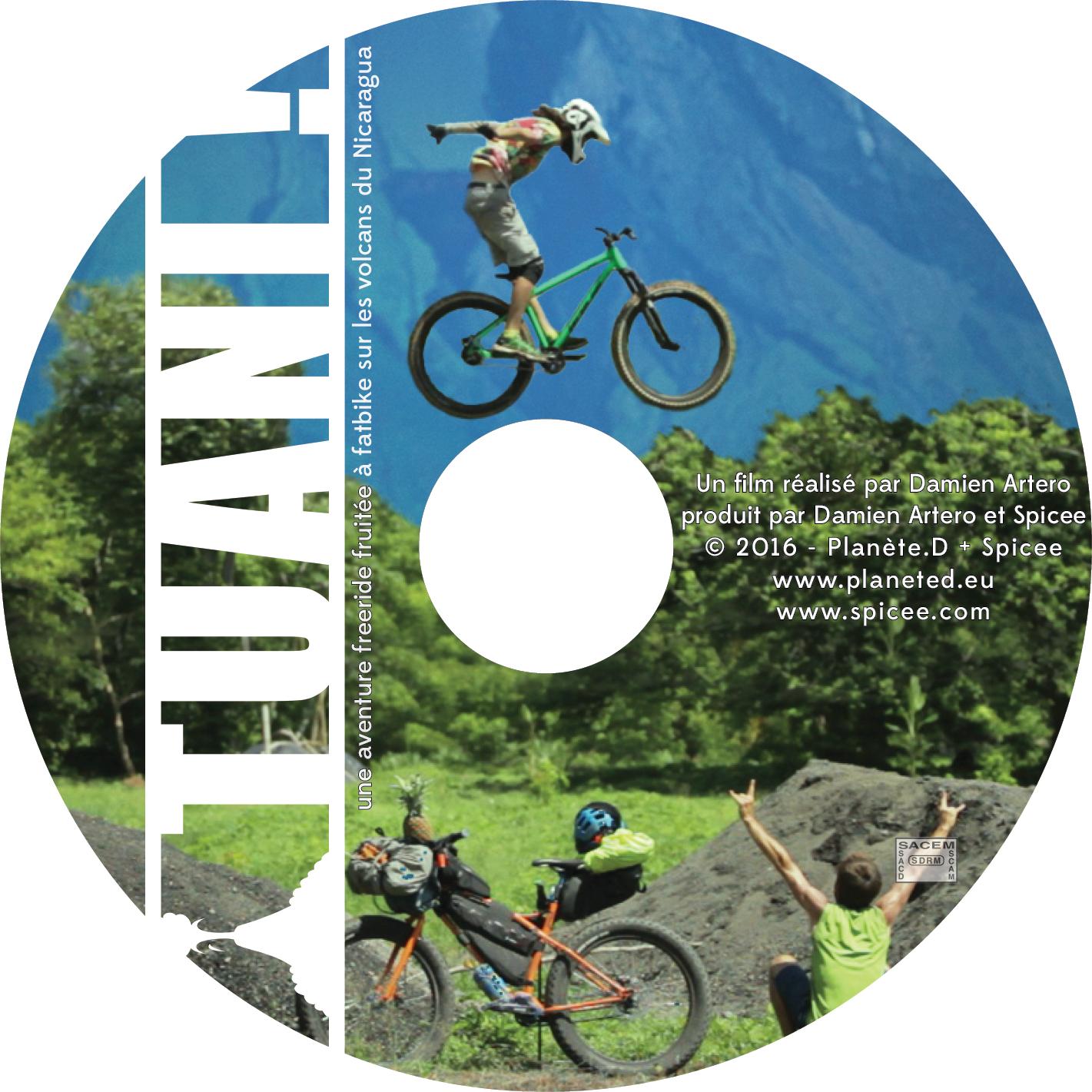 DVD - Tuani