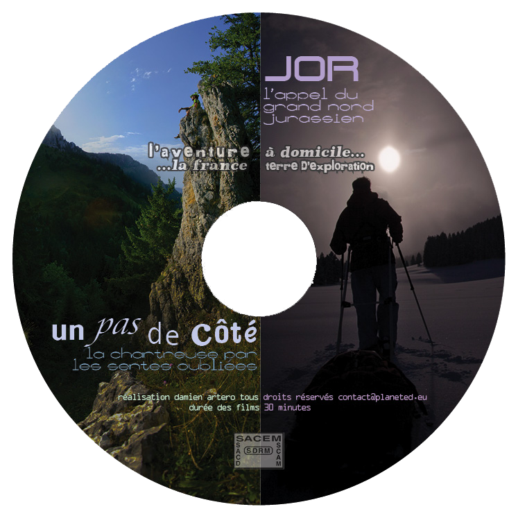 DVD - France, terre d'aventures, tome 1