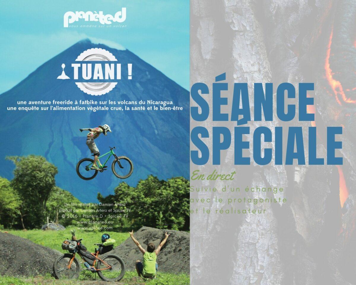 [ticket] ¡Tuani! - séance spéciale à télécharger